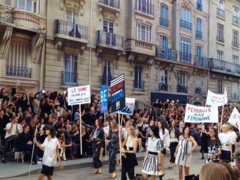 Chanel Spring/Summer '15 Fashion Show