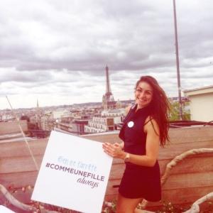 Always #LikeAGirl Event in Paris